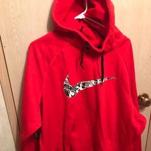 Nike Therma DryFit Hoodie Pullover Sweatshirt new